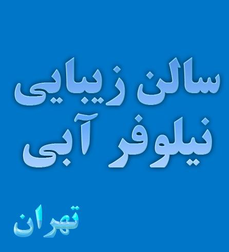 سالن زیبایی نیلوفر آبی ,سالن زیبایی غرب تهران - خیابان پرویز , روبروی پارکینگ طبقاتی , مجتمع سهیل , طبقه دوم