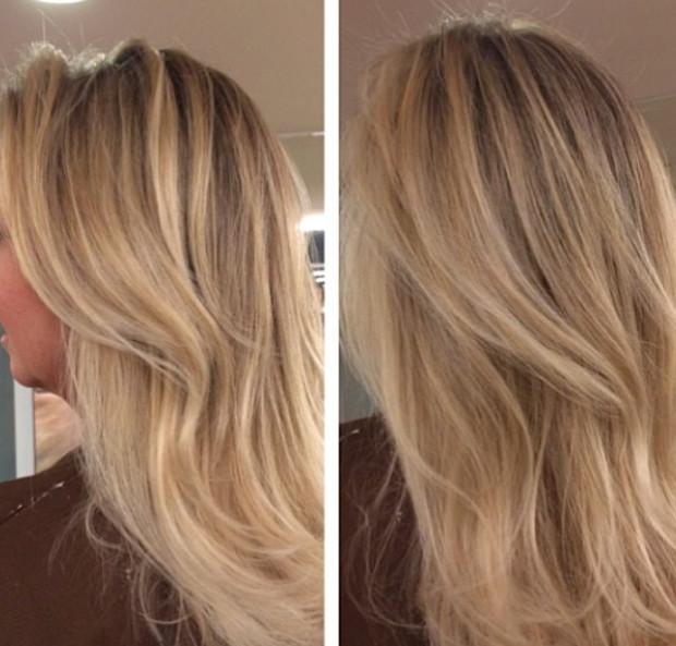 آرایشگاه رنگ مو